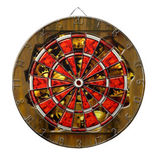 Radical Steampunk 3A Dart Board