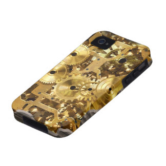 Radical Steampunk 9 Case-Mate Case iPhone 4 Covers