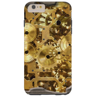 Radical Steampunk 9 Tough iPhone 6 Plus Case