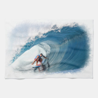 Radical Surfer 1B Kitchen Towels