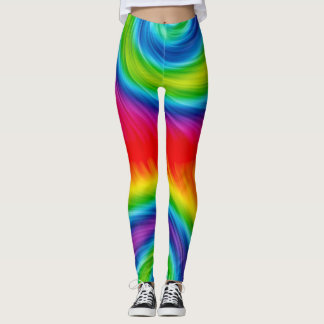 Radical Tie Dye Leggings