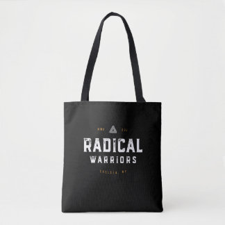 Radical Warriors Tote Bag