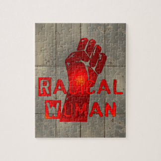 Radical Woman Puzzles