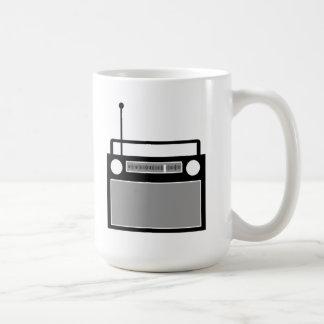Radio Basic White Mug