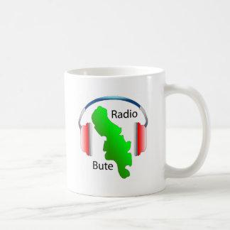 Radio Bute Coffee Mugs