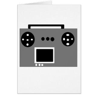 radio card