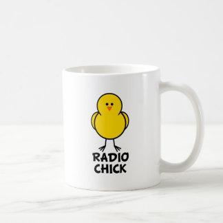 Radio Chick Mugs
