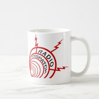 Radio Dispatch Mug Basic White Mug
