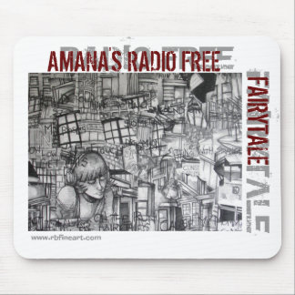 Radio Free Mousepad
