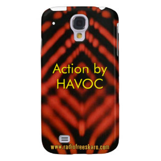 Radio Free Skaro (Action by HAVOC) - iPhone 3GS Ca Galaxy S4 Cover