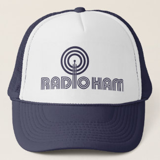Radio Ham Trucker Hat