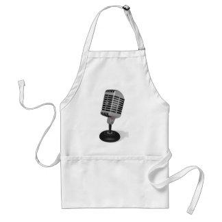Radio Microphone Standard Apron