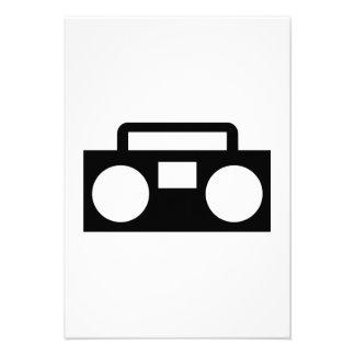 Radio Music Custom Announcements