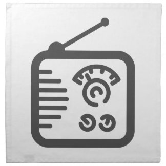 Radio Napkin