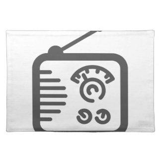 Radio Placemat
