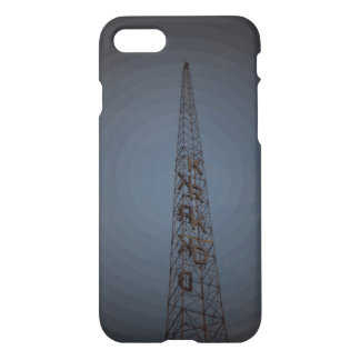 Radio tower iphone cover