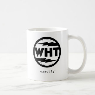 Radio WHT Coffee Mug