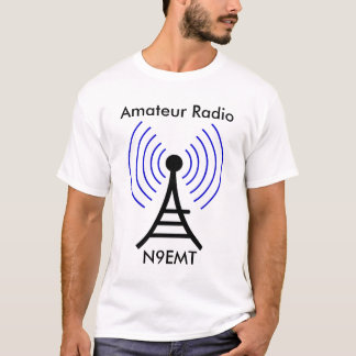 Radio Wireless Tower T-Shirt
