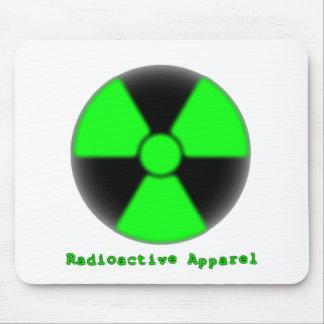 Radioactive Apparel Mouse Pad