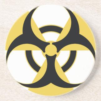 Radioactive Biohazard Coaster