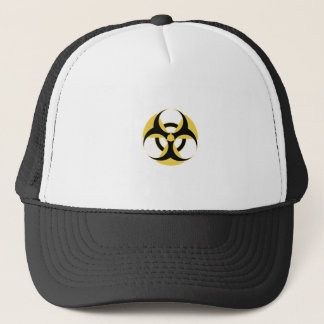 Radioactive Biohazard Trucker Hat