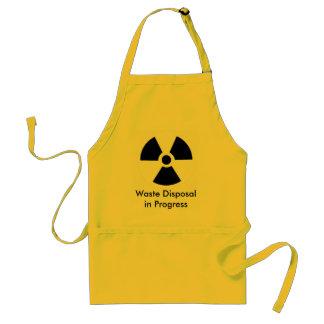 Radioactive Chef s Apron