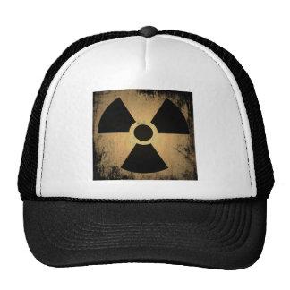 Radioactive danger cap