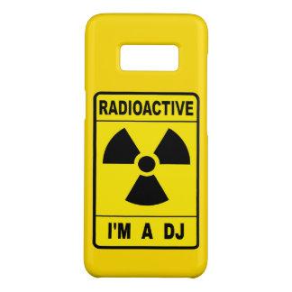 Radioactive DJ Case-Mate Samsung Galaxy S8 Case