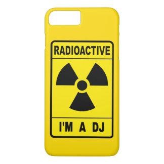 Radioactive DJ iPhone 8 Plus/7 Plus Case