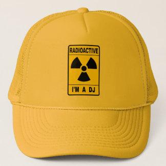 Radioactive DJ Trucker Hat