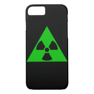 Radioactive Earth Sign iPhone 7 Case