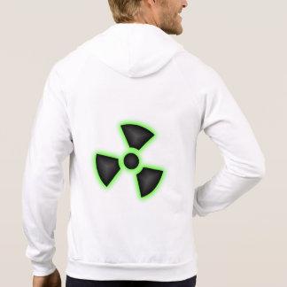 Radioactive Fleece Zip Hoodie