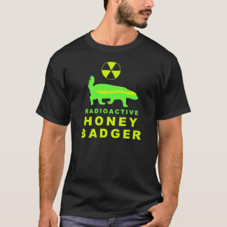 Radioactive Honey Badger T-Shirt