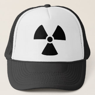 radioactive icon trucker hat