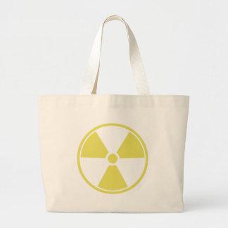 Radioactive Large Tote Bag