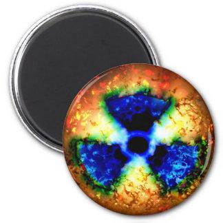 radioactive fridge magnets