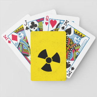 Radioactive Poker Deck