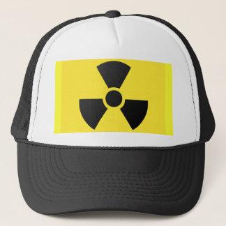 Radioactive Sign Trucker Hat