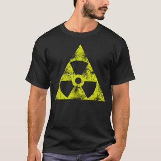 Radioactive Symbol T Shirt