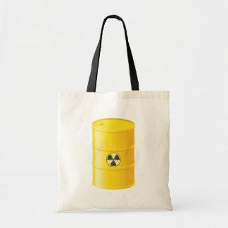 Radioactive Waste Tote Bag