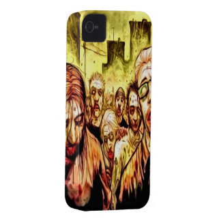 Radioactive Zombies Iphone 4/4s Mate ID Case iPhone 4 Case-Mate Case