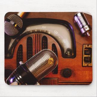 RadioDays Mouse Mat