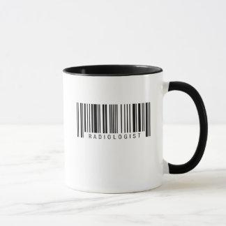 Radiologist Barcode Mug