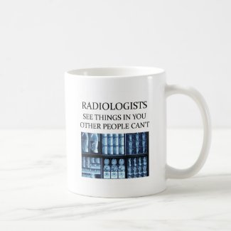 RADIOLOGisT radiology Basic White Mug