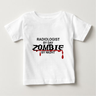 Radiologist Zombie Baby T-Shirt