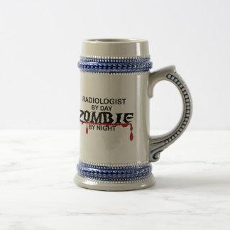 Radiologist Zombie Coffee Mug