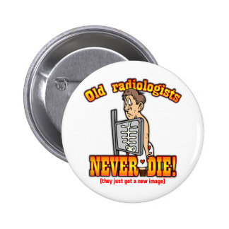 Radiologists Button