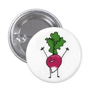 Radish Button