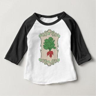 Radish Sign Baby T-Shirt