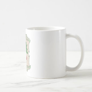 Radish Sign Coffee Mug